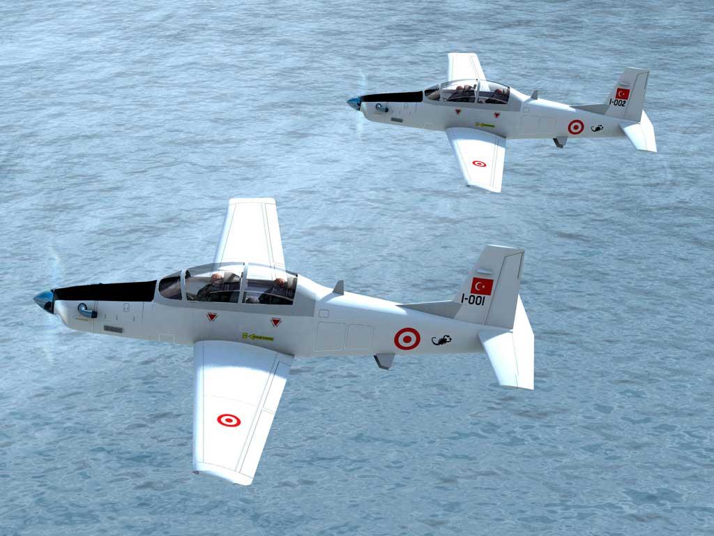 Perú adquiere los aviones de instrucción coreanos KT-1P