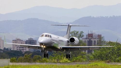 Legacy 650 foto Embraer