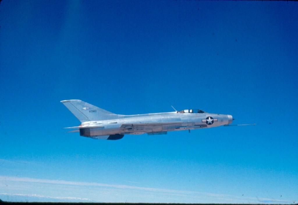 MiG-21 USAF 1