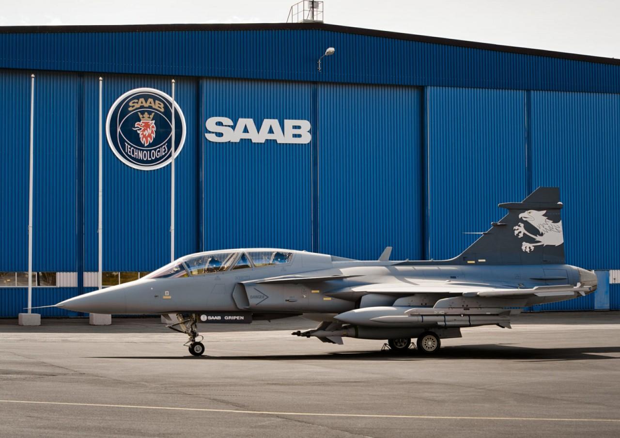 Saab Gripen