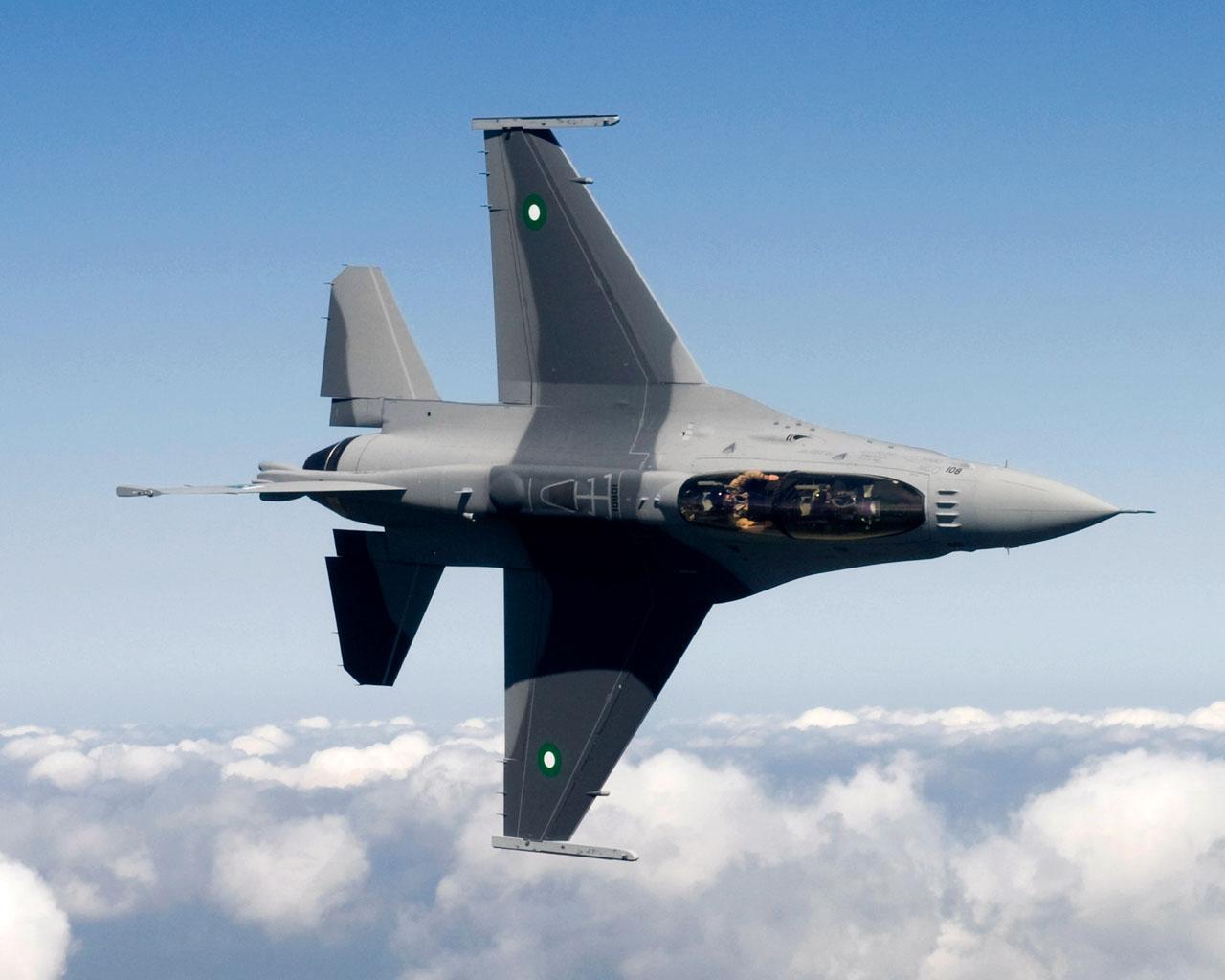 F-16s to Pakistan