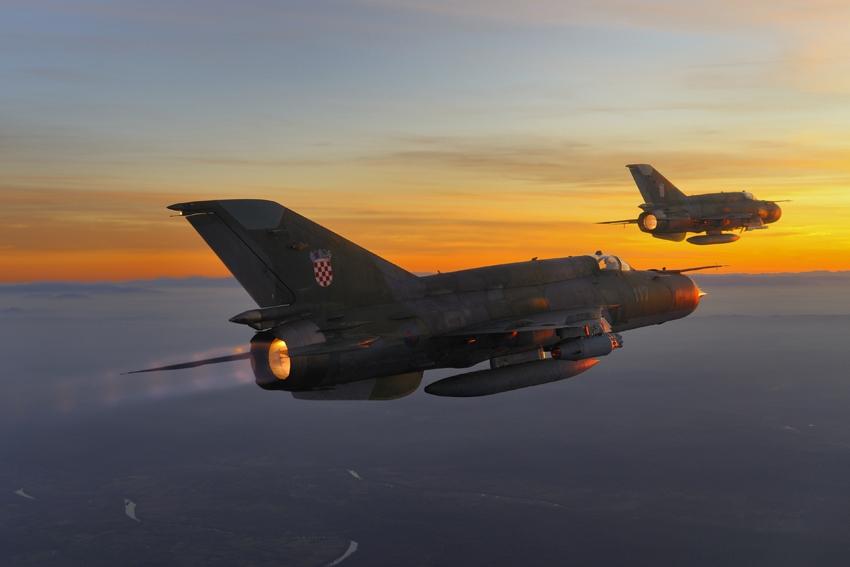MiG-21_croacia-foto DoD