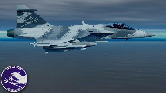 Sea Gripen High Resolution 2