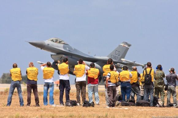 CRUZEX V F-16 USAF 4 - foto sgt jbarros-FAB