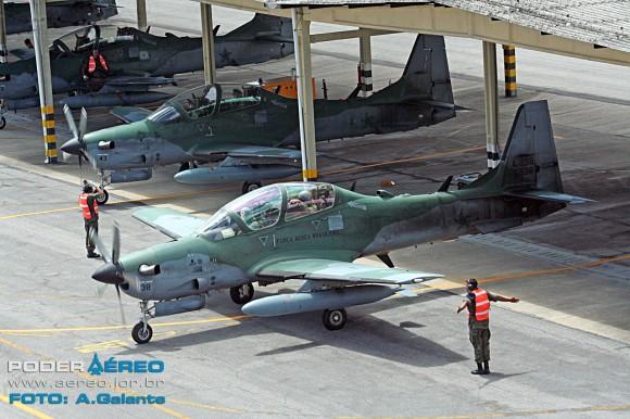Super Tucanos FAB CRUZEX V