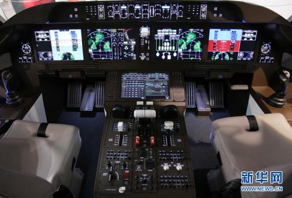 Novedades del Comac C-919 C919-cockpit-3-580x393