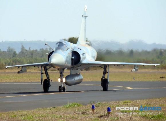 F-2000 - Esquadrão Jaguar - FAB - Domingo Aéreo AFA 2011 - foto 4 Nunão Poder Aéreo