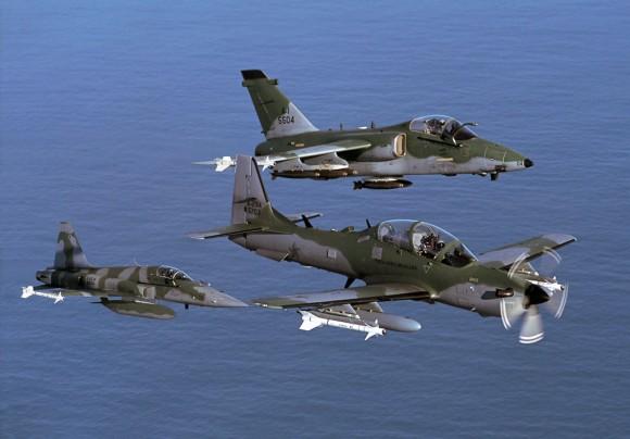 F-5M A-1 e A-29 (2)