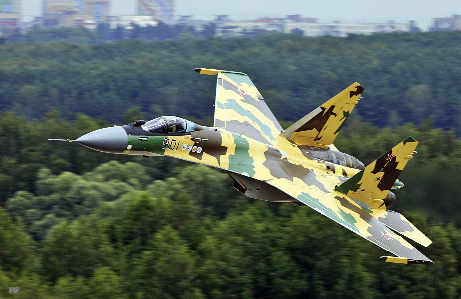 Rusia conquista nuevos mercados de armamento