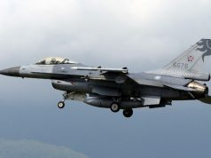 F-16 de Taiwain