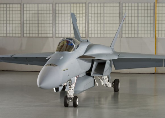 FA-18EF International Roadmap - foto Boeing Japão