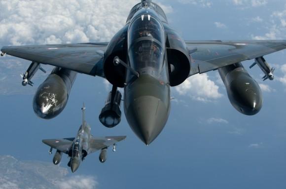 Mirage 2000D - foto Min Def França