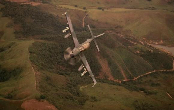 A-29 - foto via Built for the Mission