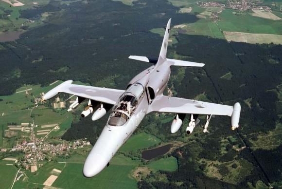 L-159 ALCA - foto Aero Vodochody