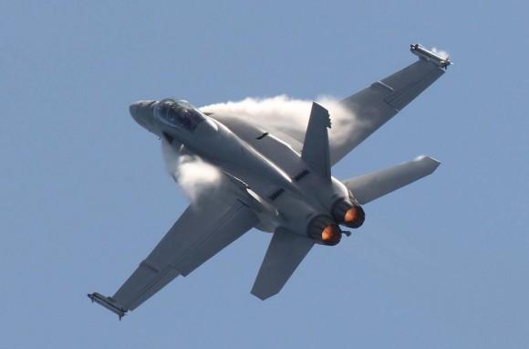 Super Hornet RAAF - foto Min Def Australia