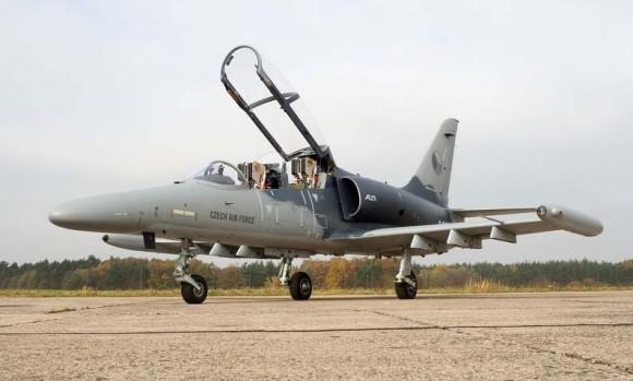 L-159 T biposto ALCA - foto Aero Vodochody