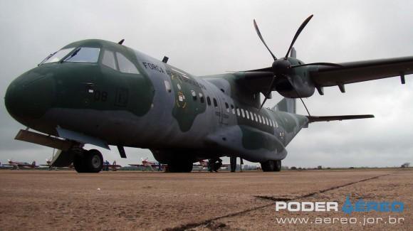 EDA 60 anos - C-105 Amazonas da FAB em exposição - foto Nunão - Poder Aéreo