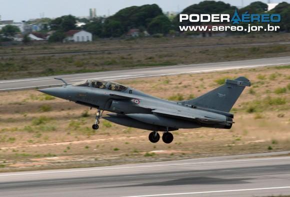 Rafale - foto A Galante - Poder Aéreo