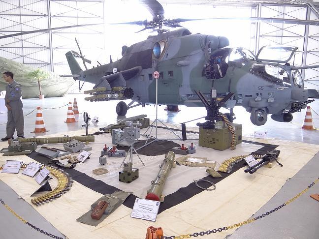 AH-2 Sabre - foto FAB