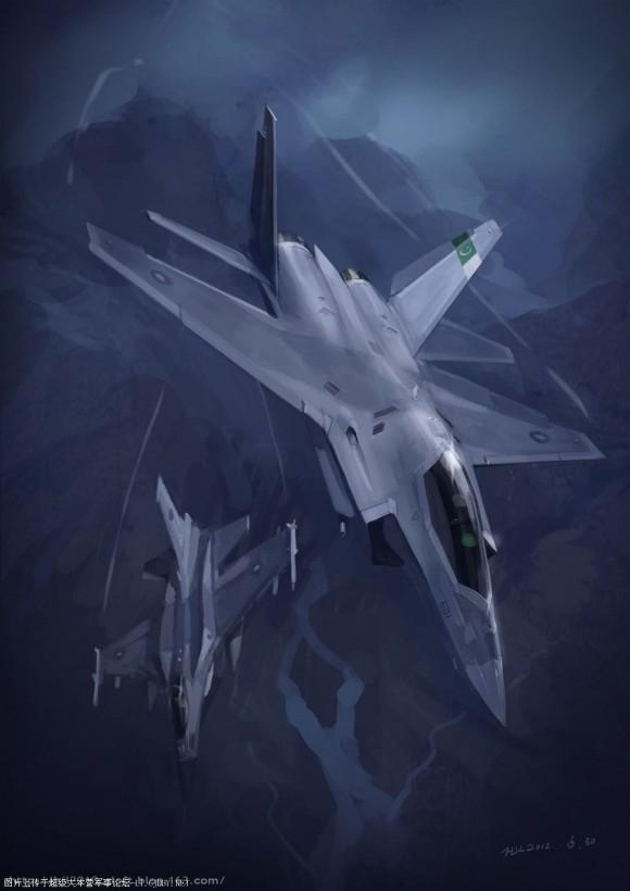 Un nuevo caza chino...??? F60pak-580x820