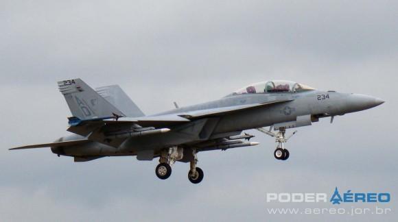 Super Hornet - foto 2 Nunão - Poder Aéreo