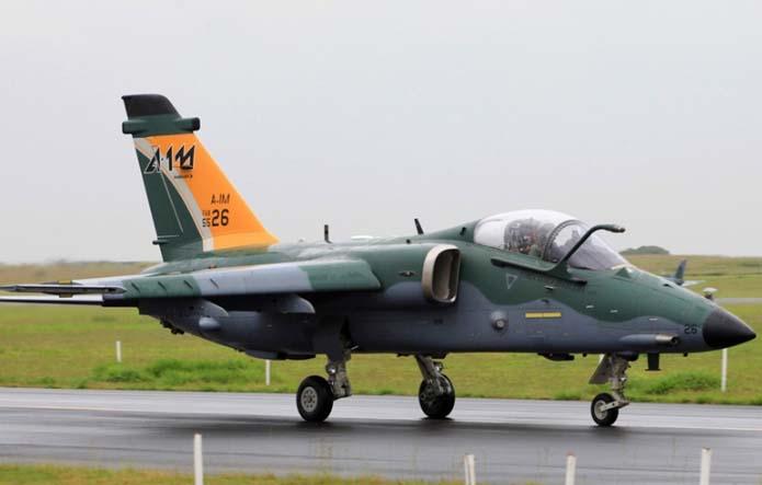 AMX - A-1M - foto arquivo Agência Estado