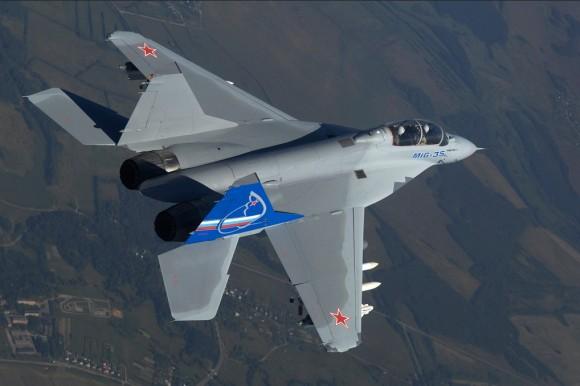 MiG-35 - foto RAC MiG