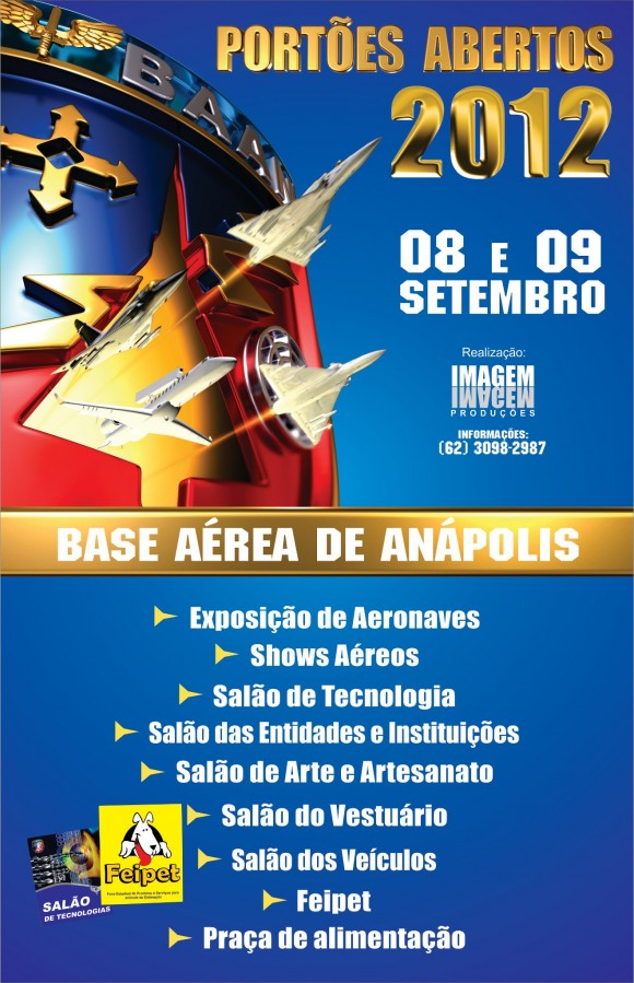 Portões Abertos na Base Aérea de Anápolis 2012 Portões-Abertos-BAAN-580x899