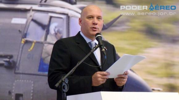 Helibras - inauguração nova fábrica 2-10-2012 - discurso do pres Helibras Eduardo Marson Ferreira - foto Nunão - Poder Aéreo