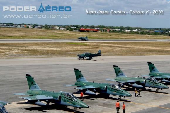 Cruzex V 2010 - foto Ícaro Joke Gomes - Poder-Aéreo