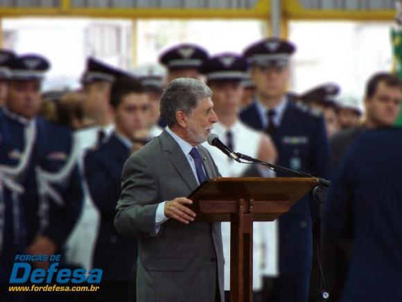 Espadao 2011 - ministro celso amorim - foto Poder Aereo - guilherme poggio