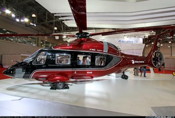 De Helicópteros Argentos Kamov-62-580x392