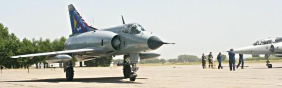 Mirage_III_FAA 40 anos - foto H Longoni
