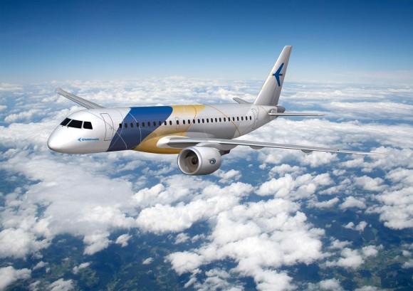 Novo E-jet da Embraer terá turbinas Pratt & Whitney