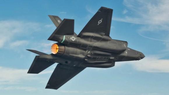 F-35 - foto Lockheed Martin