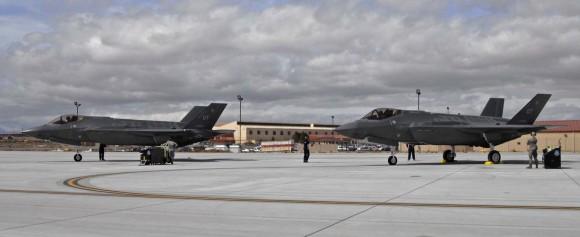 F-35 em Edwards para início da fase de testes operacionais - foto 2 USAF
