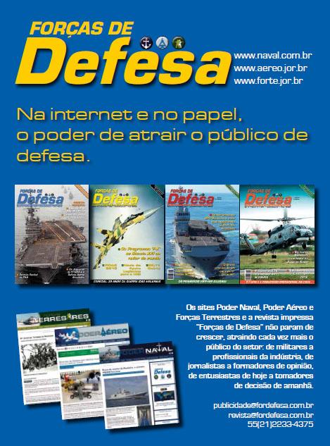 Forças de Defesa - anúncio
