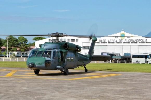 H-60 Black Hawk - foto P Rezende - FAB