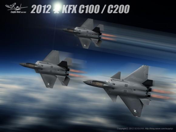 KFX C100 e C200 - GOGUMA