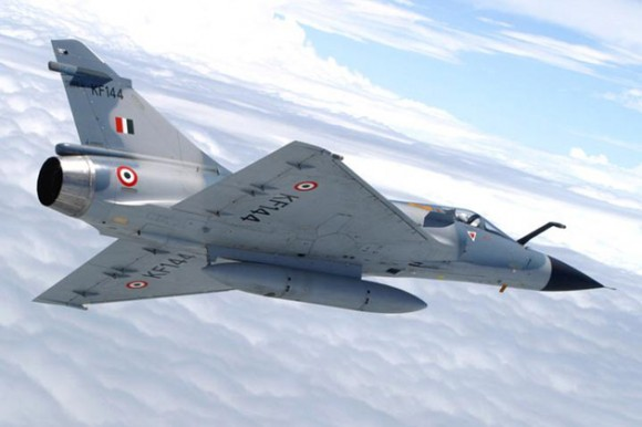 Mirage 2000 India - foto 2 Força Aérea Indiana