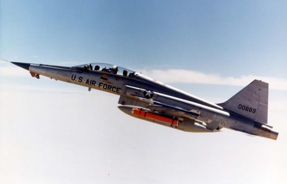 Northrop F-5F