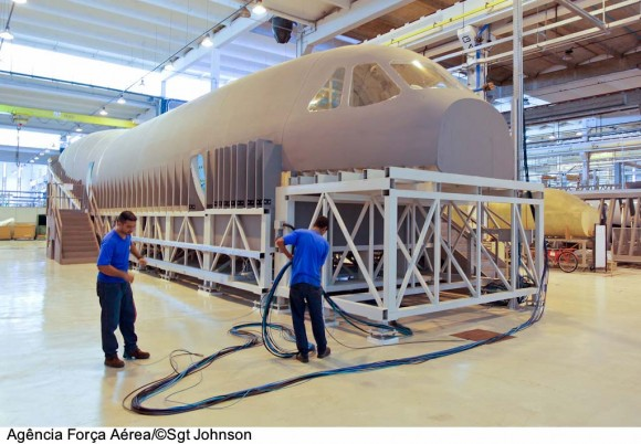 desenvolvimento KC-390 - foto 2 FAB - sgt Johnson