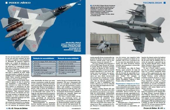 matéria caça quinta geração 2 - Forças de Defesa 5