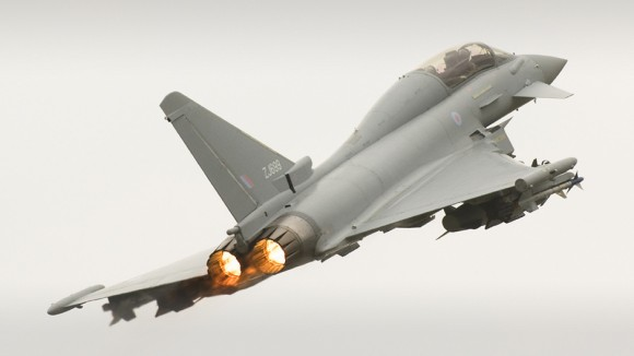 Eurofighter Typhoon - foto BAE Systems