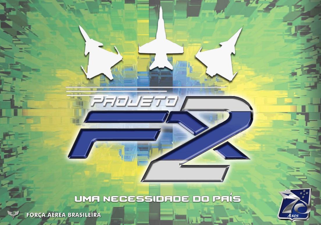 F-X2 - uma necessidade do País - imagem FAB