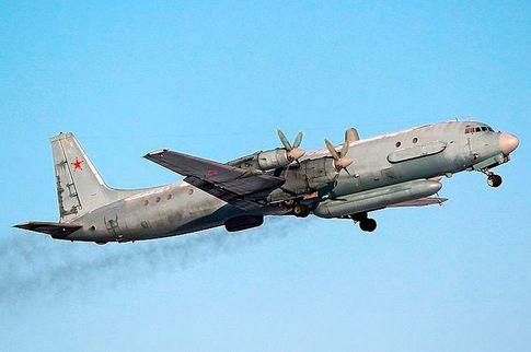 Il-20 - imagem via Svenska Dagblade