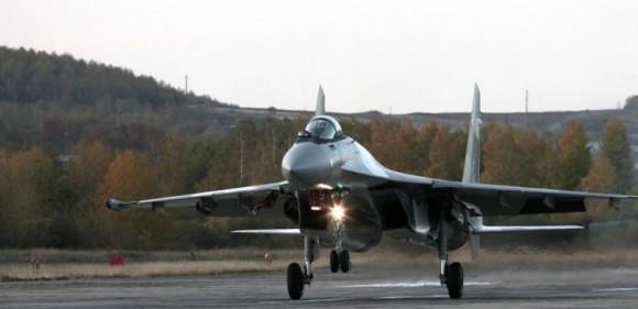 Su-35 - foto UAC