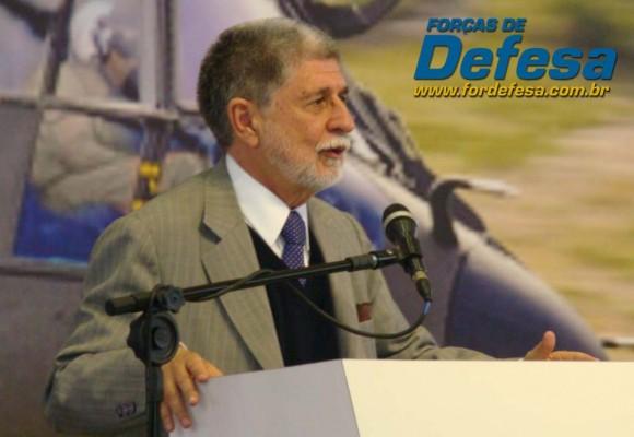 Ministro da Defesa Celso Amorim - foto Nunão - Forças de Defesa