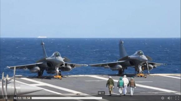 Aeronaves Dassault do Paris Air Show 2012 - cena vídeo Dassault