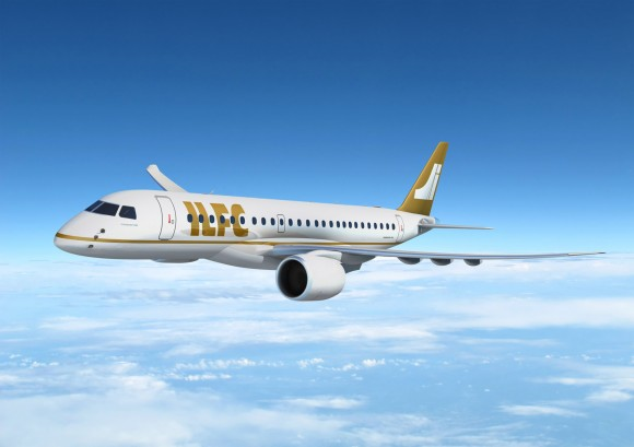 ILFC_E190-E2 - imagem Embraer